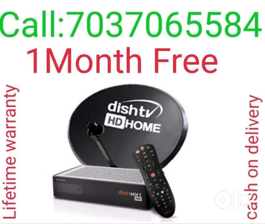 ALL india Dishtv nxt HD. 7037065.584 0