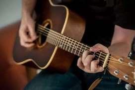 Guitar classes at your door step