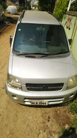 wagon R urgent sell with good condition