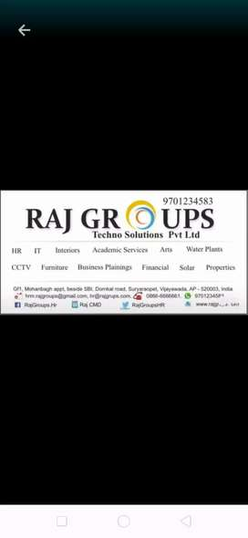Raj group techno solutions Pvt LTD