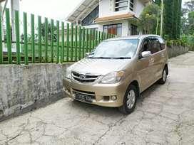 Toyota Avanza type G 2008 Lembang