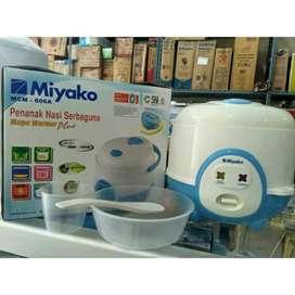 Gratis ongkir bjm - Magic com miyako 0,6 Liter