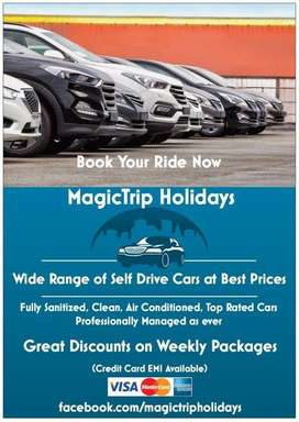 Only ₹1600 Self Drive Cars
