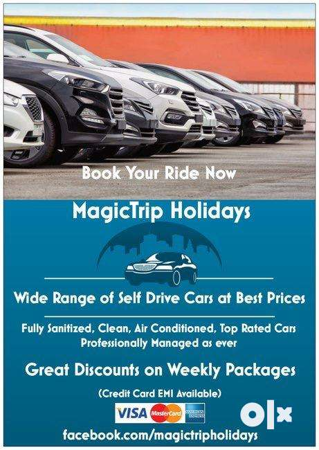 Only ₹1700 Self Drive Cars
