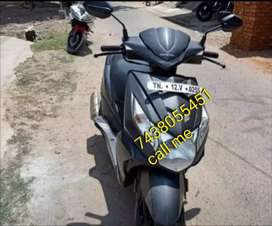 Superb condition scooty