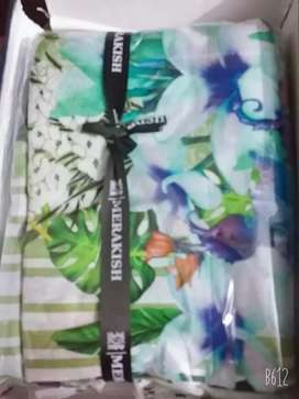 All branded printed lawn limed stock