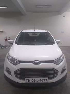 Ford Ecosport Diesel for sale. Excellent condition and looks