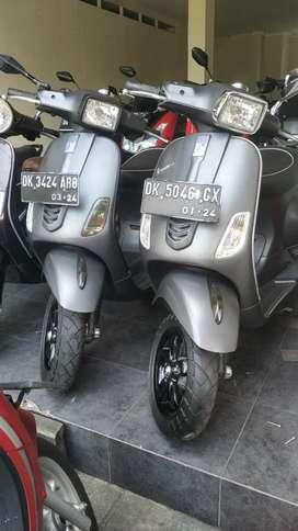 Vespa S iget thn registrasi 2019 Bali Dharma motor