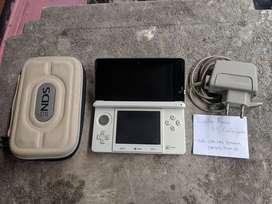 Nintendo 3DS not XL Ice White Plus White 00