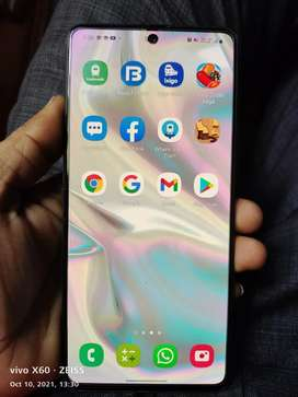 Any body bought the phone Samsung A71 is good condition .6 month use
