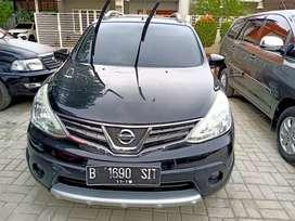 Nissan Livina X-Gear 1.5 tahun 2014 Automatic jossboss