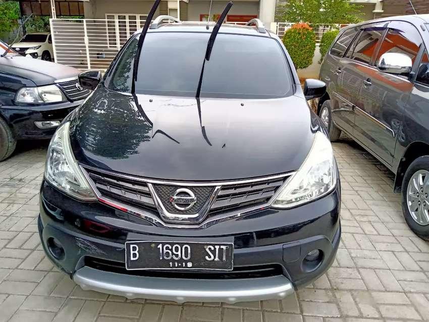 Nissan Livina X-Gear 1.5 tahun 2014 Automatic jossboss 0
