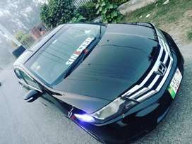 Honda City Aspire1.5 Manual pearl Black lux total genuine Fully shined