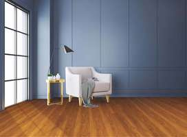 High Quality Exotic Wooden Flooring - Starting from Rs. 75 per sqft