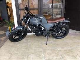 Jual Motor Custom Ninja 250 Karbu Tahun 2012