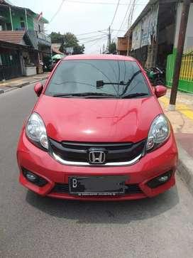 Rental Unit Honda brio + Driver