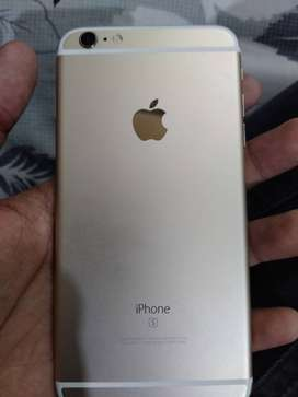 Iphone 6s plus..Condition 8/10...JV set.