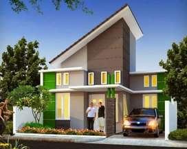 Rumah modern kartosuro luas tanah besar~ besar