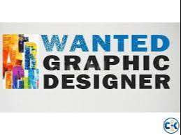 Wanted Graphic Designers - Full Time Only
