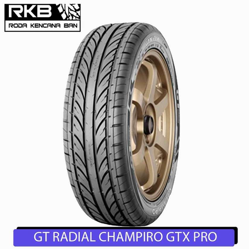 GT Radial GTX PRO Ukuran 205/60 R15 Ban Mobil Wuling Confero Crown