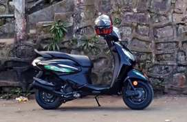 Exchange with any Good condition scooty or bike