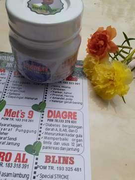 Diagre herbal sakit gula darah