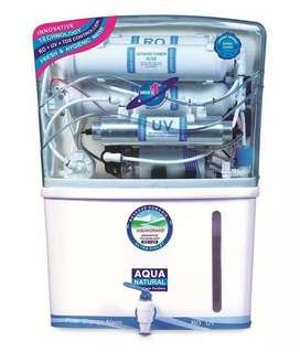 new AQUA GRAND PLUS, RO+UV+TDS CONTROLLER, ONE YEAR WARRANTY