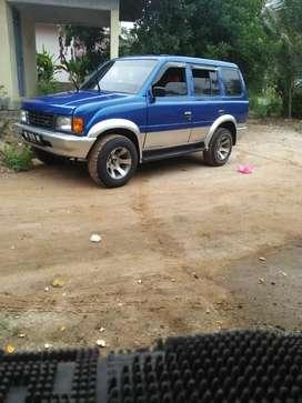 Dijual om mobil panther kesayangan thun 94
