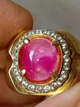 Windusara Ruby Burma belang kristal
