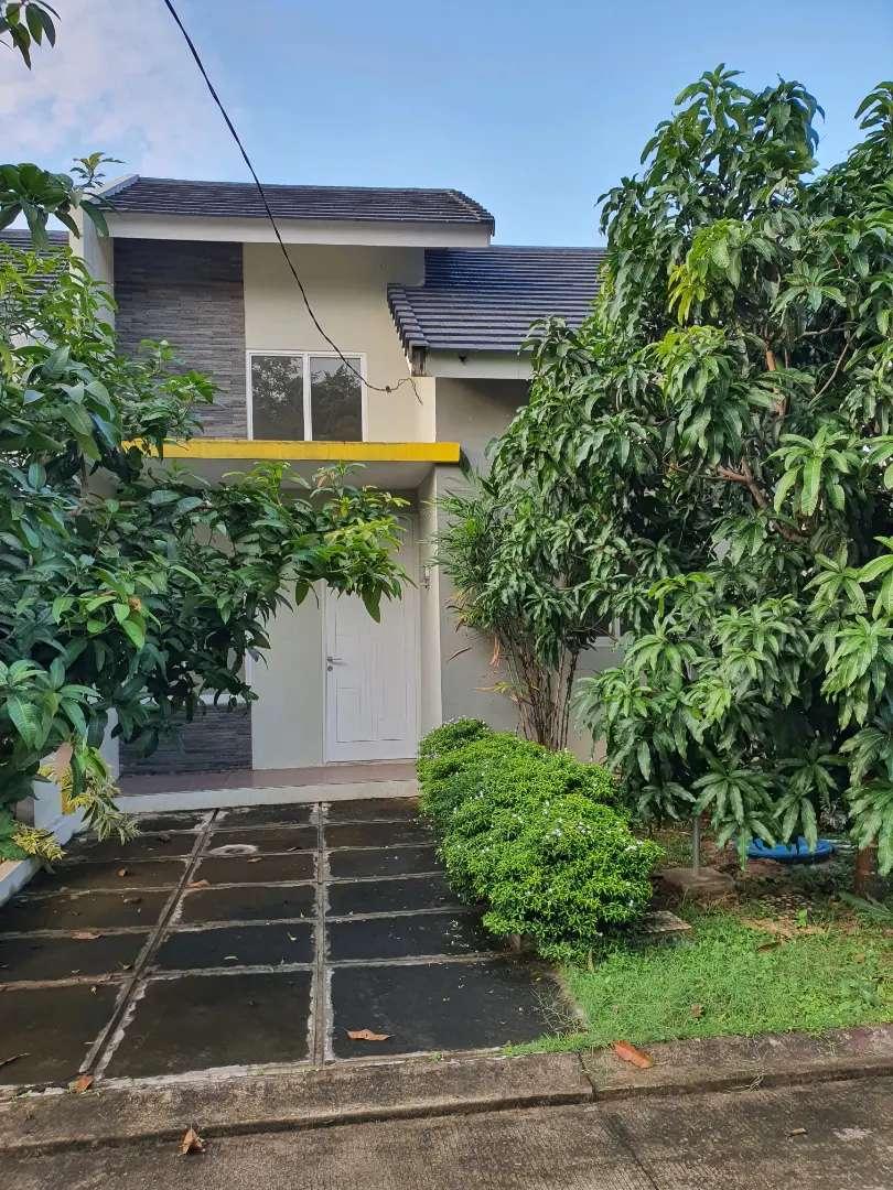 Di jual Rumah baru Murah Pribadi daerah BSD Cisauk Serpong Garden 2