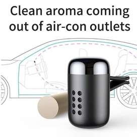 Pengharum Mobil Parfum Mobil BASEUS ORIGINAL - Bentuk Mini READY STOCK