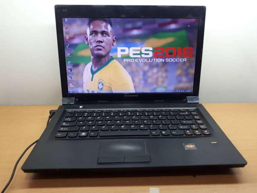 Laptop Game Grafis Lenovo B475 AMD A6 With Radeon HD Graphic 0