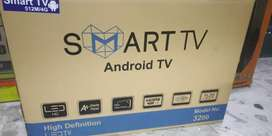 52 inch smart 4k new led TV with 2year warranty