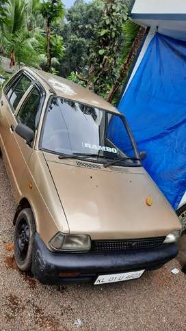 Maruti Suzuki 800 2000 Petrol Good Condition
