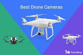 Drone camera Quadcopter – with hd Camera – white or black Colour ..749