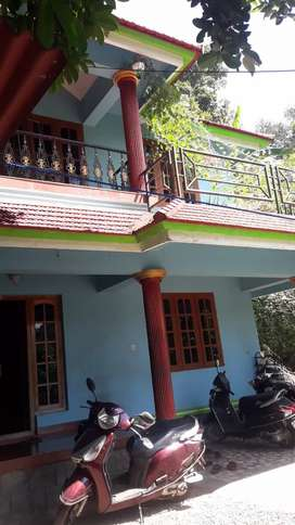House for sale . 27 cent , Plaveli Road , Kumbazha Pathanamathitta