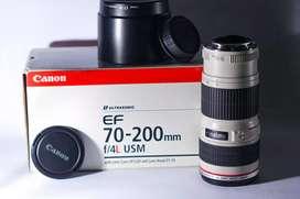 Canon 70-200 F4