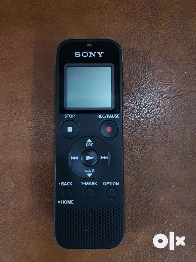 3000 only Sony ICD-PX470 4GB Digital Voice Recorder -Black