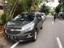 Chevrolet spin ltz bensin 2013