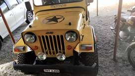 Very good new condition jeep cut jeepfull workfinish