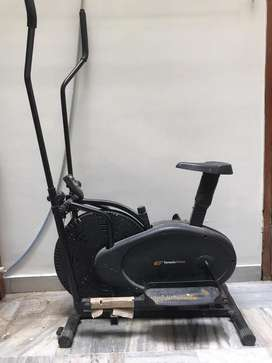 Selling elliptical/cross trainer