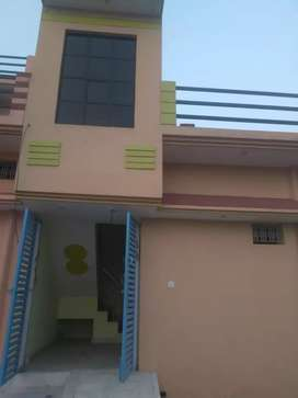 Double  sided house with Home LOAN available