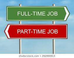 Online part time /full time job