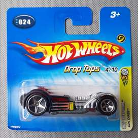 Hot Wheels balap Low Carbs rare Short card