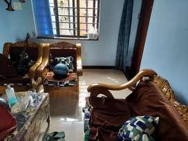 High quality teak wood sofa set