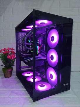 Gaming Render PC ROG Ryzen 7 3700X GTX 1660 6GB NVME 32GB DDR4 Lumion