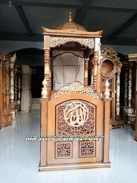 Mebel furniture mimbar