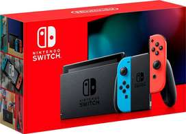 Nintando Switch New seald Box Pack