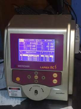 Meridian strawberry laser lipo machine only