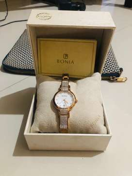 BONIA jam tangan lux
